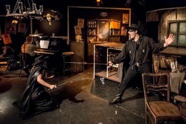 Zorro jagt den Carmen-Schatz